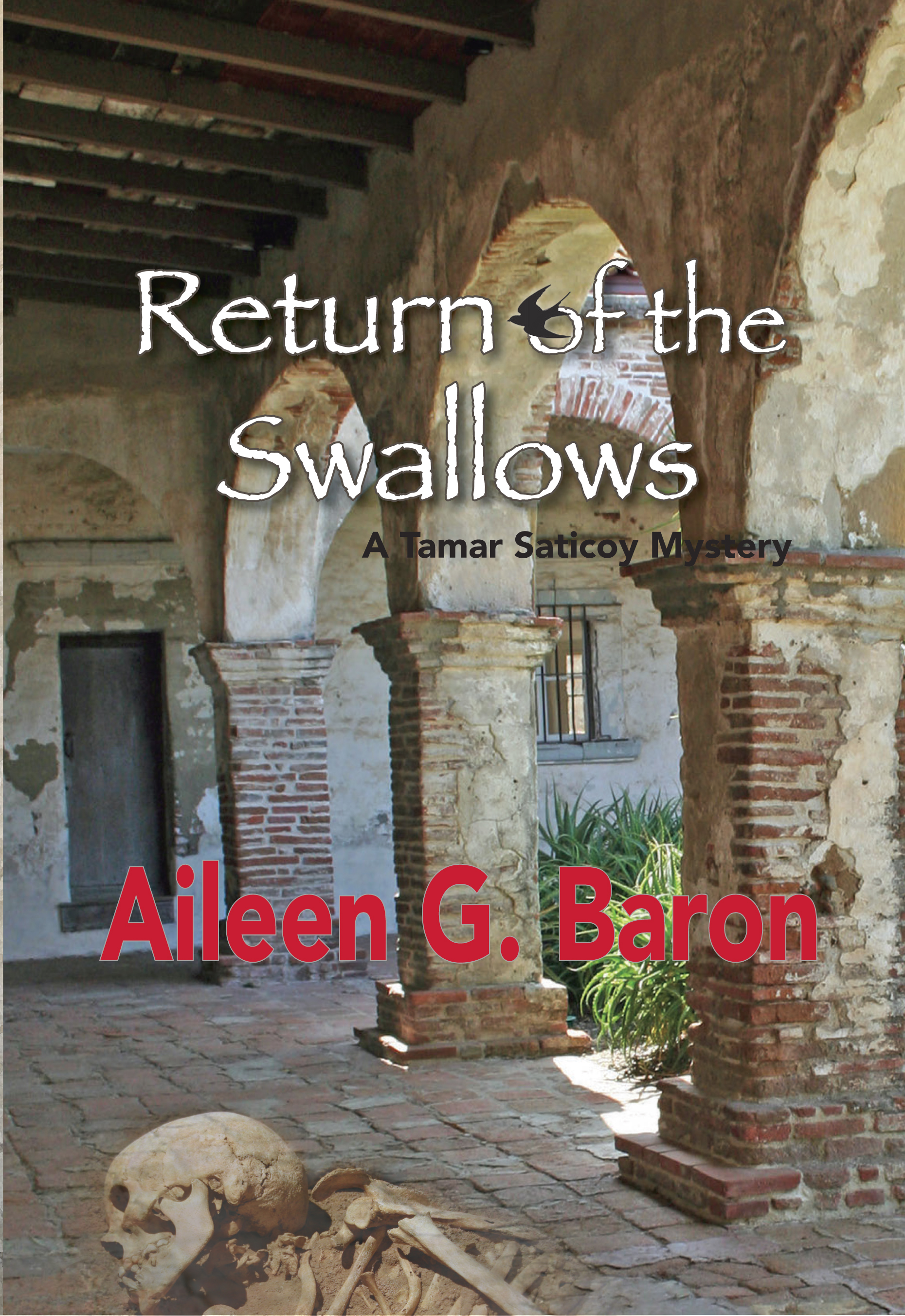 Cover of Return of the Swallows by Aileen G. Baron